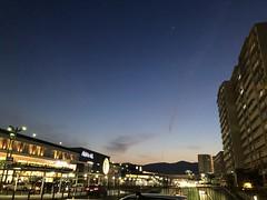 Night time in Katsuragawa