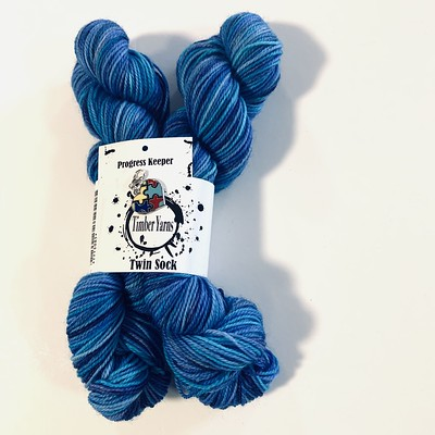 "I bought this ""A"" Life from @timberyarns to support Autism Awareness Day (April 2). One set for the March 31st draw and one for me!"