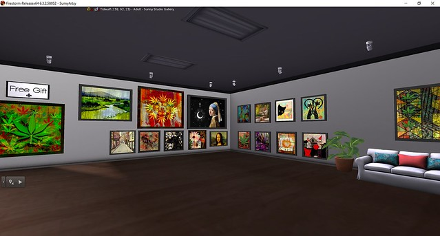 Ready enough to open - Visit our inworld store URL in description