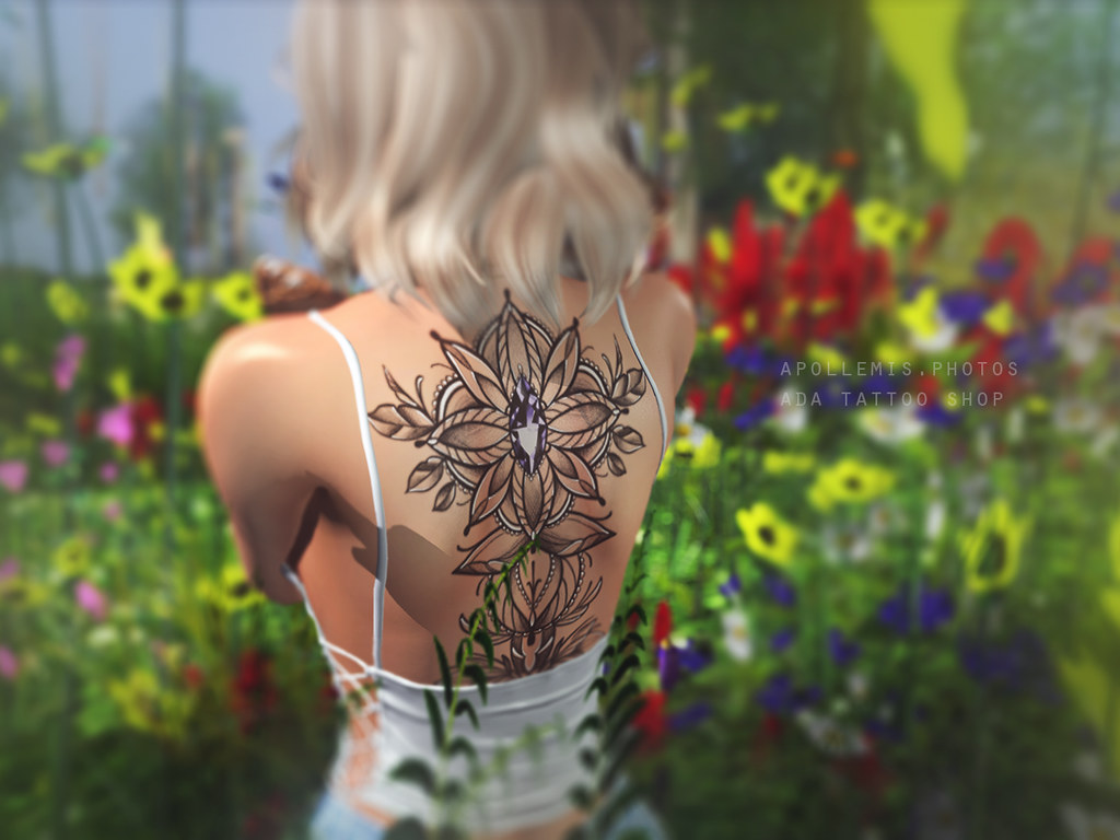 new RELEASE tattoo! <3