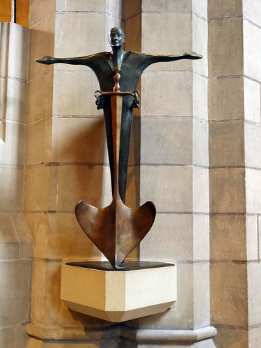 The Bronze Anchor Memorial