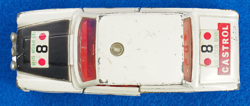 RD28104 1965-70 Dinky Toys 212 Ford Cortina East African Safari Rally England 1-43 DSC02214