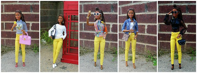 5 Ways to Wear Yellow Jeans