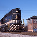 1985 02-10 0900 Norfolk Southern GP38AC-2858 E/B Halethorpe, MD