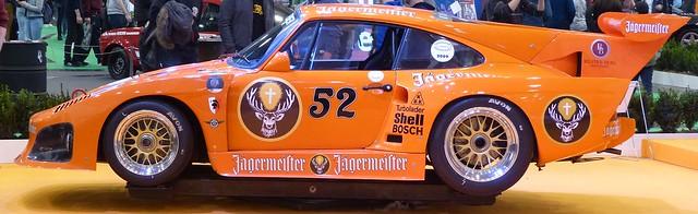 Porsche 935 K3 1979 orange l