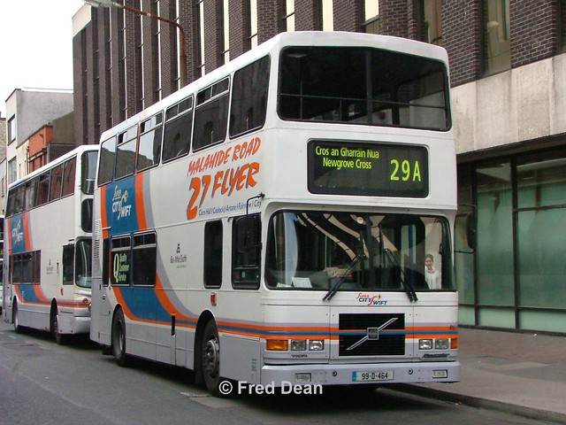 Dublin Bus RV464 (99D464).