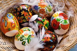 Le uova benedette