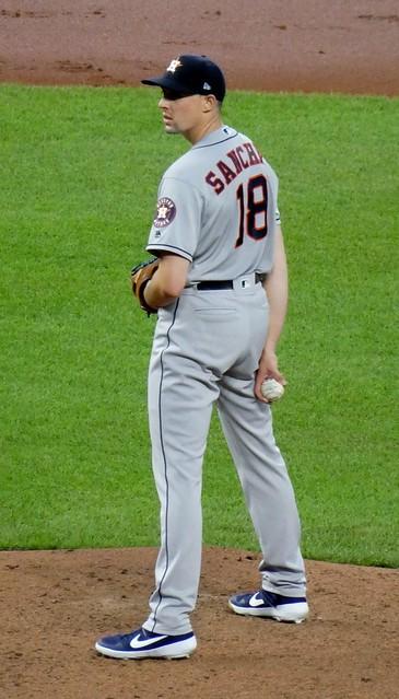 Houston Astros Record Setting Game