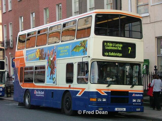 Dublin Bus RA224 (95D224).
