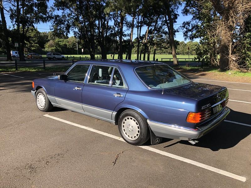 1987 560SEL