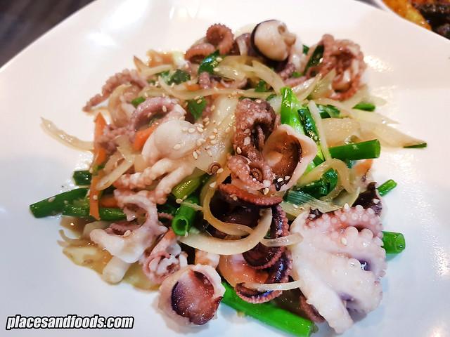 restoran seoul taman danau desa squid