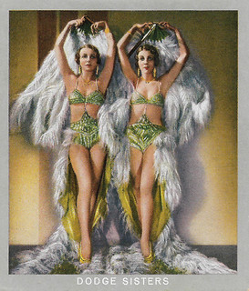 The Dodge Sisters in The March of Time (1931)
