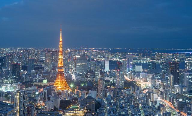 Tokyo, 2018.