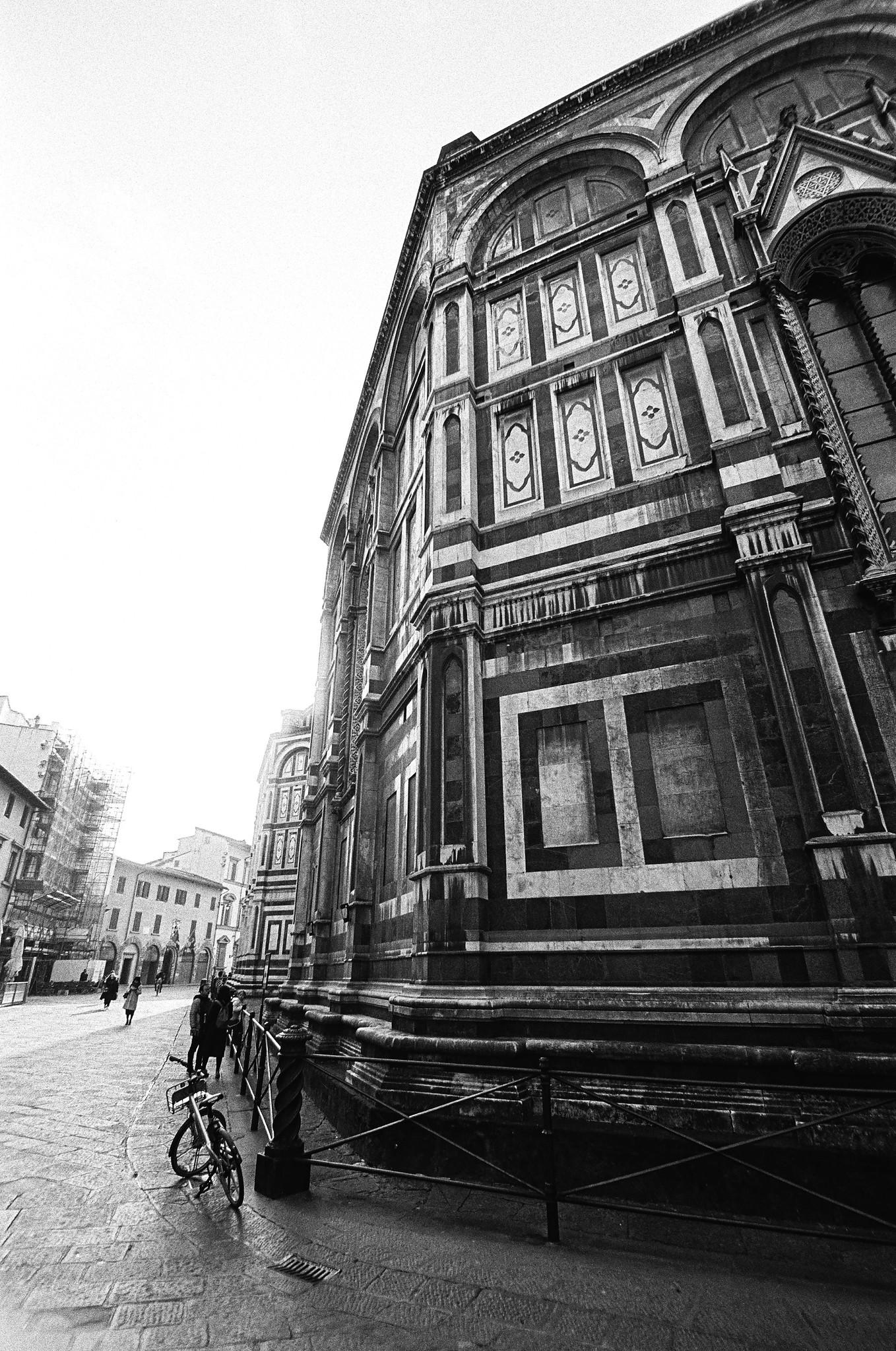 Duomo and Bike