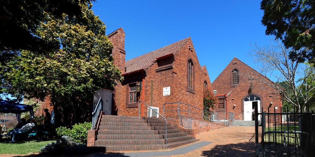 Uniting Church, Eastwood, Sydney, NSW.