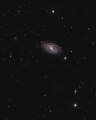 M109 - Barred Spiral Galaxy - RGB - 2020-03