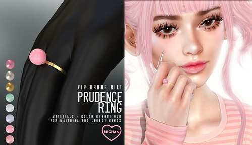 Prudence Ring - New VIP Group Gift