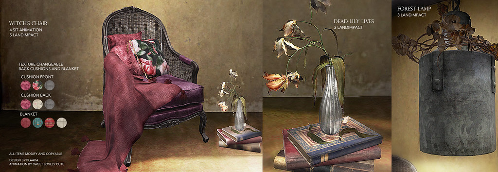 WITCHS CHAIR