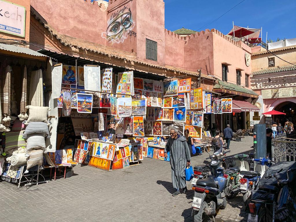 Marrakesh medina