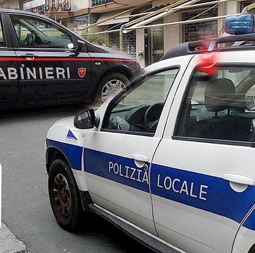 carabinieri e PL