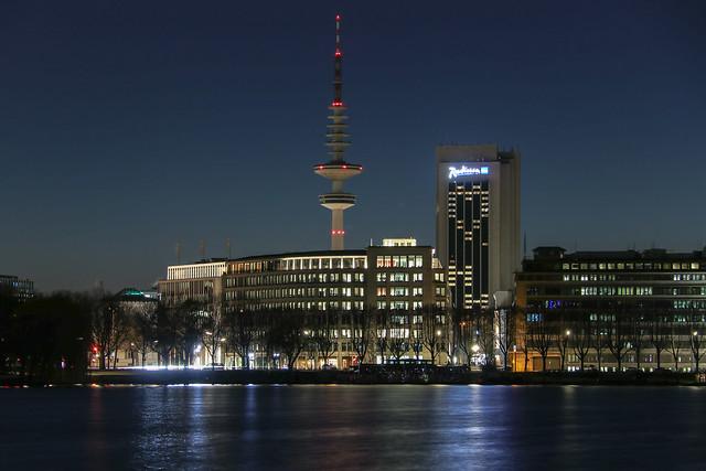 ♥ HH - Radisson blue Hamburg