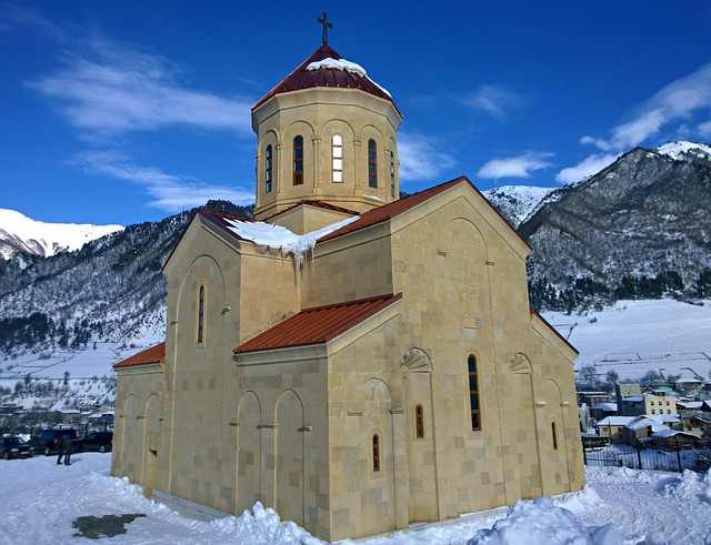 St. Nikoloz Church
