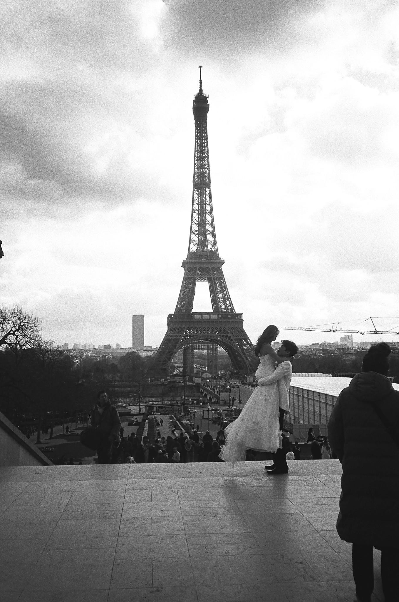 A Wedding Photoshoot