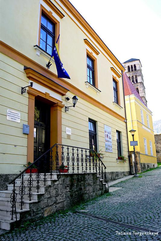 Городской музей Яйце