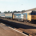 02457 50010 Andover Station 16.02.1988