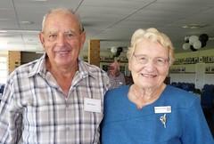 Maureen and Ron Tucker