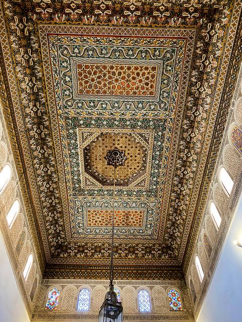 Marrakeshin palatsit