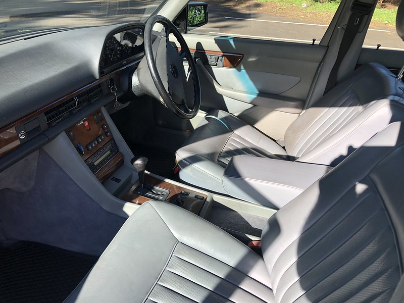 1987 Mercedes 560SEL