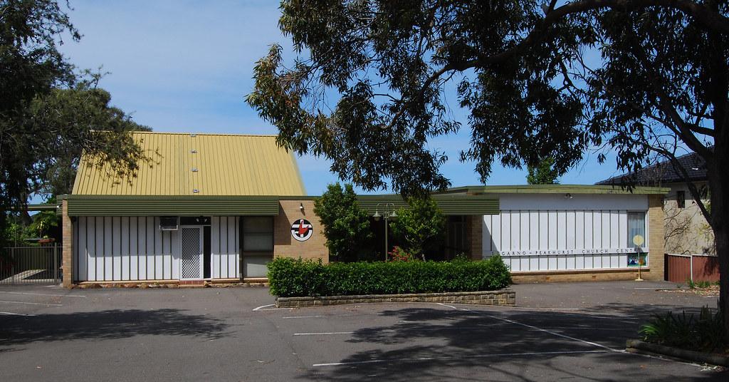 Lugarno Peakhurst Uniting Church, Lugarno, Sydney, NSW.