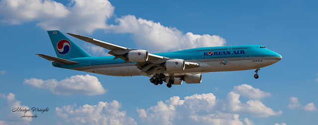 Korean Air Boeing 747-800
