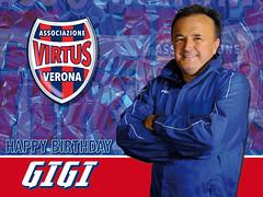 Buon compleanno Gigi Fresco!