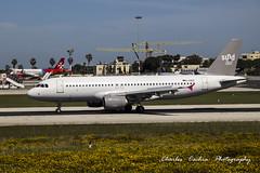Airbus A320-214 D-ASEE - Valletta - MALTA -