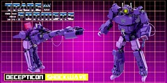 Decepticon Shockwave