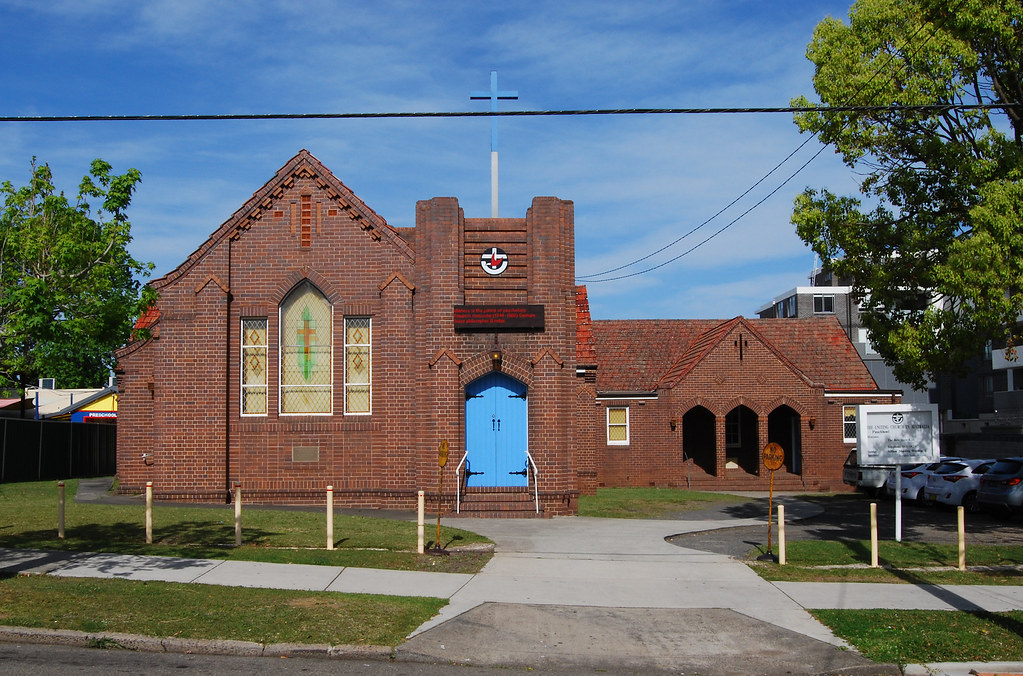 Uniting Church, Punchbowl, Sydney, NSW.