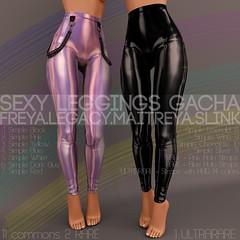 Pure Poison - Sexy Leggings GACHA - Group Gift