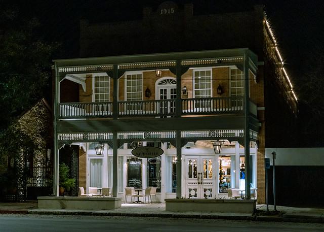 Vaudeville Fredericksburg Main Street