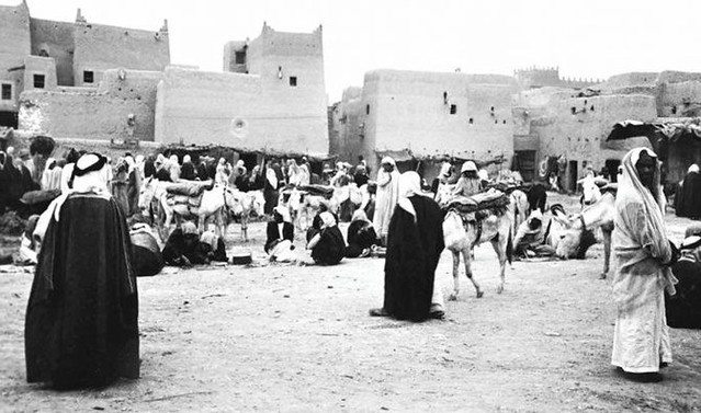 5576 How the Spanish flu affected KSA in 1918