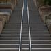 Centre railing