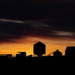 29. Märts 2020 - 6:07 - Just south of High River, Alberta