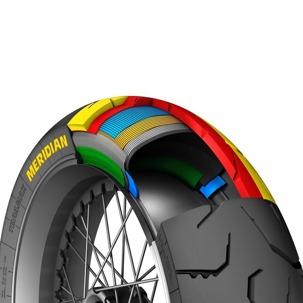 Dunlop TrailMax Meridian RS