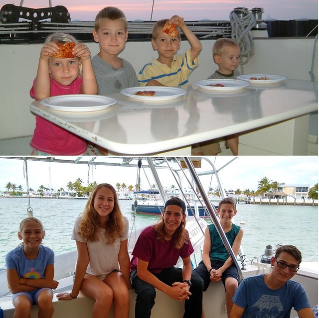Crew 2008 and 2020