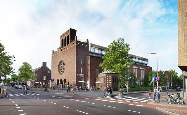 Baumannkerk nieuwbouw 2