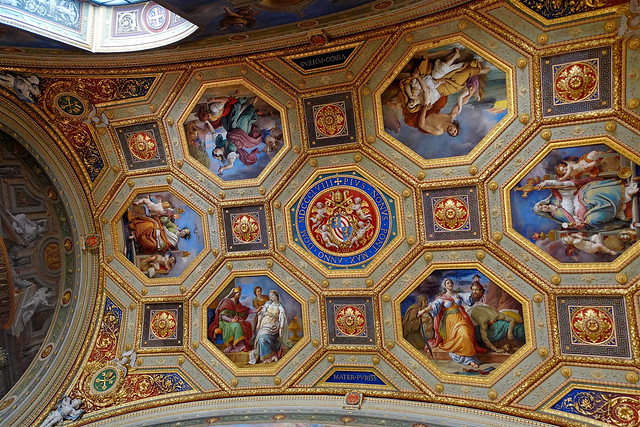 Immaculate Conception Ceiling