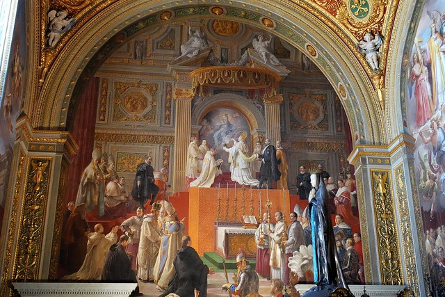 The Coronation of the Image of Mary