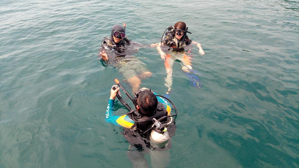 Kota Kinabalu Scuba Diving
