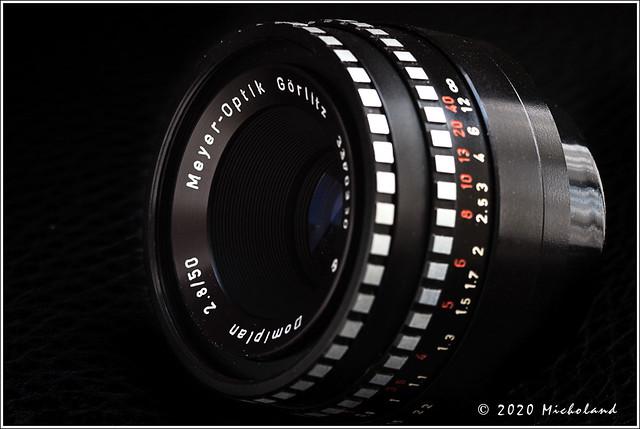 Meyer-Optik Görlitz Domiplan 50mm